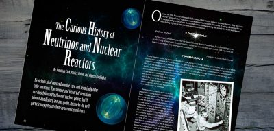 Haghighat publication in Nuclear News