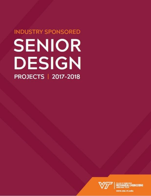2017-2018 Sr Design Brochure Cover